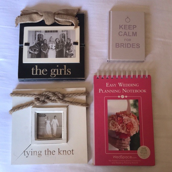 Bundle of gifts for the bride-to-be